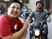 Đời sống Showbiz - Khoảnh khắc: Một ngày 'ăn vội, ngủ tạm' của Chí Trung