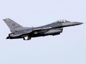 Thế giới - Chiến đấu cơ F-16 Mỹ rơi khi bay huấn luyện