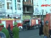 Video An ninh - Cháy khách sạn tại Đà Lạt, du khách bật dậy tháo chạy