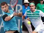 """Thể thao - Hot shot: """"Tiểu Federer"""" hạ FedEx bằng trái 1 tay"""