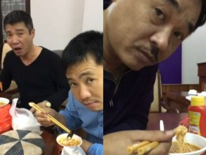 Phim - Vân Dung tung clip hậu trường 'đắt giá' của Táo Quân