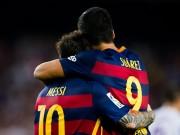 """Bóng đá - Malaga – Barca: 2 phần 3 của """"MSN"""" là quá đủ"""