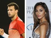 "Thể thao - Dimitrov thua Federer vì mải ""lái máy bay"" Nicole"