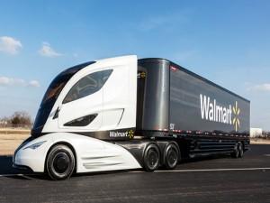 Ô tô - Xe máy - Khám phá 5 mẫu xe tải tối tân nhất