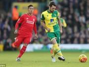 Bóng đá - Norwich – Liverpool: Ngập cảm xúc, mưa bàn thắng