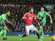 Bóng đá - MU - Southampton: Đòn đau cuối trận