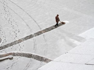 Thế giới - Ảnh: Thế giới chống chọi với đợt lạnh kỷ lục