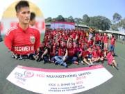 """Bóng đá - Lê Công Vinh: """"Cần học người Thái về cách kiếm tiền từ bóng đá"""""""