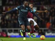 Bóng đá - West Ham - Man City: Kỳ phùng địch thủ