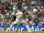 Bóng đá - Betis - Real Madrid: Vắng Bale, Zidane càng mừng