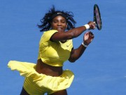Thể thao - Serena - Gasparyan: Cực nhanh, cực hiểm (V4 Australia Open)