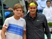 Chi tiết Federer - Goffin: Nỗ lực vô vọng
