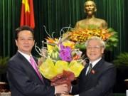 Tin tức trong ngày - Thủ tướng xin rút để dồn tín nhiệm cho Tổng Bí thư