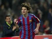 Bóng đá - Game phát hiện ra Messi vĩ đại trước cả Barca