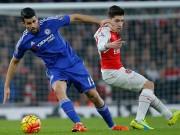 Bóng đá - Arsenal - Chelsea: Chiếc thẻ đỏ oan nghiệt
