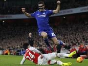 Bóng đá - Chi tiết Arsenal - Chelsea: Nỗ lực trong vô vọng (KT)