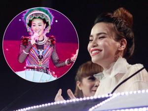 Ca nhạc - MTV - Hồ Ngọc Hà khen Maya hết lời tại 'The Remix'