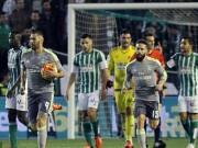 Bóng đá - Betis - Real: Đời không như mơ