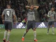 """Bóng đá - """"Real thiếu may mắn, sẽ chiến đấu đến cùng ở La Liga"""""""