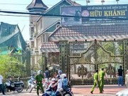 An ninh Xã hội - Hung thủ sát hại vợ chồng trong biệt thự cao khoảng 1m80