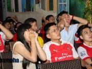 """Bóng đá - Fan Arsenal """"dậy sóng"""" vì chiếc thẻ đỏ oan nghiệt"""