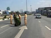 Tin pháp luật - Tin mới vụ trộm xe CSGT gây tai nạn làm náo loạn QL1