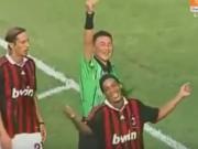 Bóng đá - Ronaldinho và những thẻ đỏ hài hước nhất lịch sử