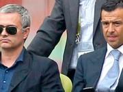 """Bóng đá - Mourinho sốt ruột, """"siêu cò"""" giục MU sa thải Van Gaal"""