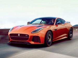 """Ô tô - Xe máy - """"Báo gấm"""" Jaguar F-Type SVR lộ diện, công suất 'khủng'"""