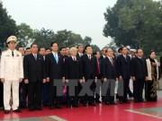 Tin tức trong ngày - Ông Trương Tấn Sang, Nguyễn Tấn Dũng, Nguyễn Sinh Hùng được đồng ý cho rút