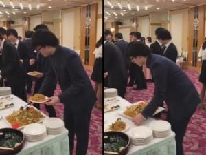 Video clip: Thánh ăn Buffet đã xuất hiện