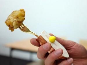 Ngạc nhiên với chiếc 'dĩa thần' biết thay đổi vị thức ăn
