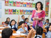 Giáo dục - du học - Tiêu chuẩn tuyển dụng giáo viên tiếng Anh tiểu học