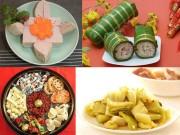 Ẩm thực - Những món ăn truyền thống không thể bỏ qua dịp Tết