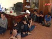 Video An ninh - Bộ Công an đột kích khách sạn, bắt giữ 51 con bạc