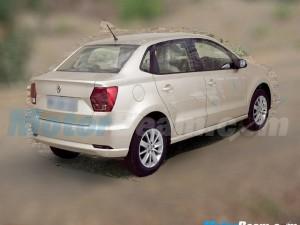 Ô tô - Xe máy - Volkswagen Ameo hoàn toàn mới ra mắt