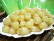 Ẩm thực - Tự tay làm mứt hạt sen thơm ngon đãi khách