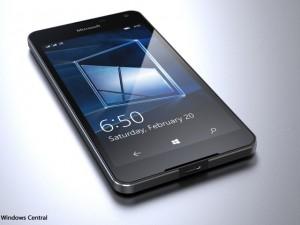 Dế sắp ra lò - Ngắm Microsoft Lumia 650 bản 'dựng' cực đẹp