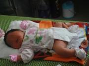 Tin tức Việt Nam - Quảng Nam: Thêm một bé sơ sinh nặng hơn 5 kg chào đời