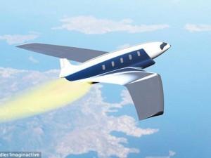 Thế giới - Mẫu máy bay có tốc độ nhanh gấp 10 lần âm thanh