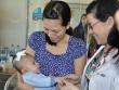 Em bé bị dao đâm vào đầu xuất viện sau lần mổ thứ ba