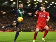 """Bóng đá - Liverpool - Stoke City: """"Đấu súng"""" kịch tính"""
