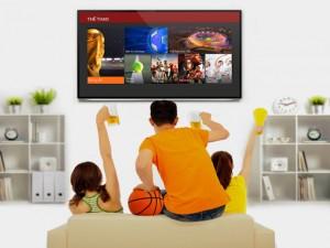 Công nghệ thông tin - Internet TV: Nhà đầu tư trong nước chịu thiệt