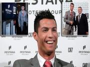 """Bóng đá - Ronaldo trên đường thành """"Vua bất động sản"""" thế giới"""