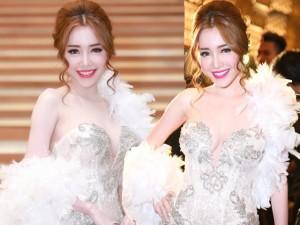 Giới trẻ - Elly Trần đẹp quyến rũ trên thảm đỏ