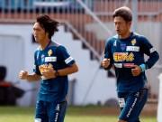 Bóng đá - Huyền thoại bóng đá Nhật truyền chiêu cho Tuấn Anh
