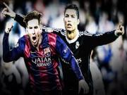 """Bóng đá - CR7 đắt giá nhất, """"MSN"""" lương 100 triệu euro vượt """"BBC"""""""