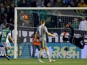 Bóng đá - Pha vô lê gieo sầu cho Real đẹp nhất Liga V21