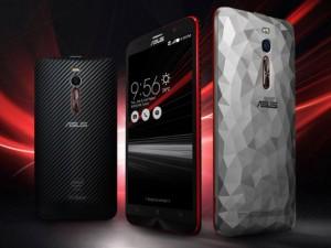 Dế sắp ra lò - Asus Zenfone 2 Deluxe Special Edition vừa ra mắt