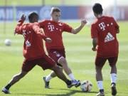 Bóng đá Ý - Tin HOT tối 27/1: Bayern nhận tài trợ khủng từ Qatar